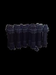 Фільтри-пастки іонітів (ФЛІ) - в корпусі НПВХ