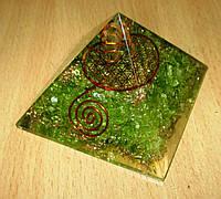 Пирамида с натуральными камнями от студии www.LadyStyle.Biz, фото 1