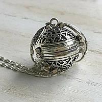"""Оригинальный кулон - медальон """"Шар"""" от студии LadyStyle.Biz, фото 1"""