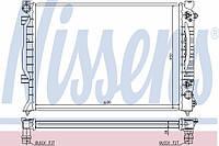Радиатор охлаждения AUDI, Nissens 60423A