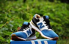 Женские Кроссовки New Balance 996 blue, фото 2
