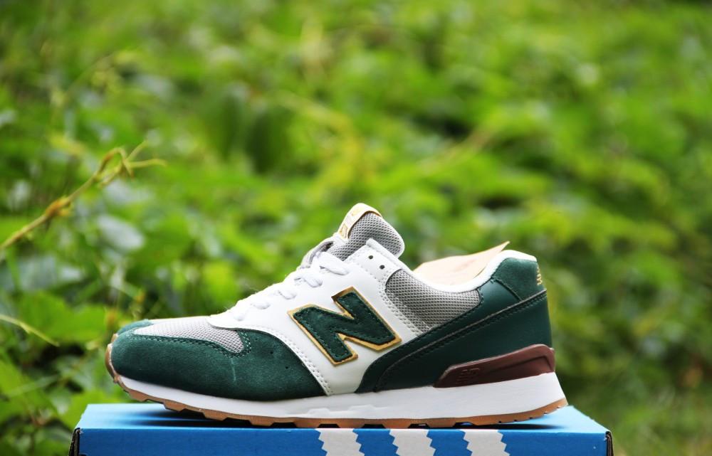 Женские Кроссовки New Balance 996 green