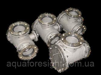 Фільтри-пастки іонітів (ФЛІ) - в корпусі з нержавіючої сталі з антикорозійним покриттям