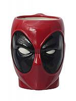 Кружка Дедпул Deadpool 3D