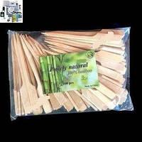 Шпажка шашлична Гольф 12 см 100 шт бамбук
