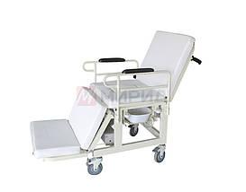 Медицинская кровать электро W01. Функция мобильного кресла, санитарное устройство. Кровать для инвалидов., фото 3