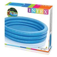 Детский надувной бассейн Intex 58426 , детские игровые комплексы, игры для детей, Интекс