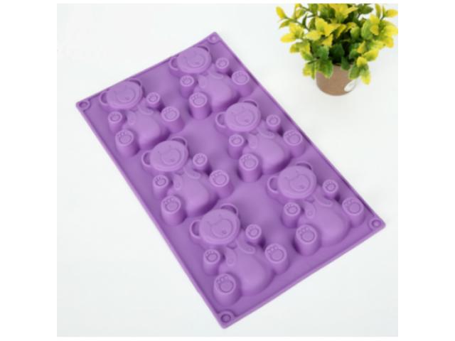 Форма для выпекания силиконовая 822-15A-18 * 41495