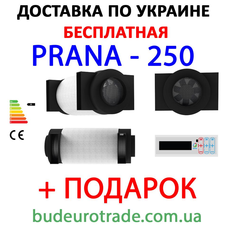 РЕКУПЕРАТОР ПРАНА 250