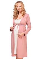 Халат для беременных и кормящих Мамин Дом Mellow Rose арт. 25303