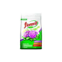 Удобрение минеральное гранулированное Флоровит для Гортензий и Рододендронов 3 кг Florovit