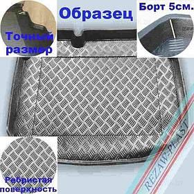 Коврики в багажник Kia Rio Sedan 2003-2005 Rezaw-Plast