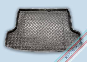 Коврики в багажник Kia Rio Sedan 2005-2011 Rezaw-Plast