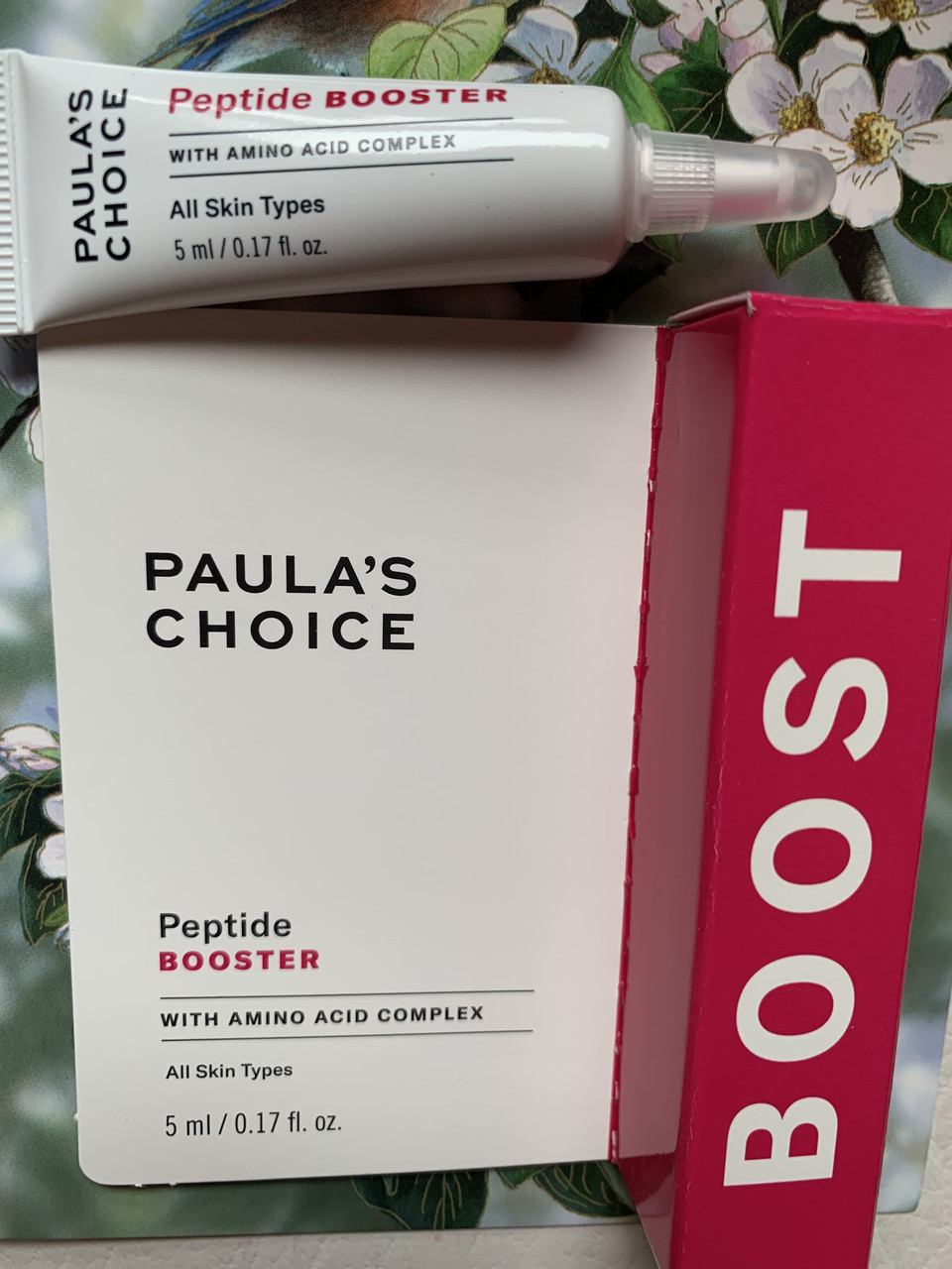 Пептид бустер для кожи лица PAULA'S CHOICE Peptide Booster