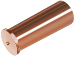 ISO13918 Втулка 5х12/М3 привар 4.8 обмідн