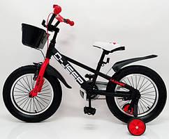 Велосипед Hammer D-JEEP черного цвета 16 дюймов