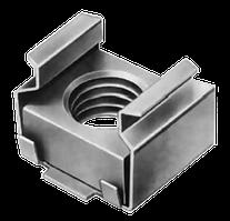 Гайка М4 закл 04 цб 0,7-1,6 12х11,4 (250 шт/уп)