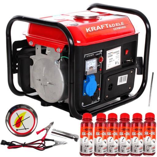 Генератор бензиновый KRAFT&DELE ST800