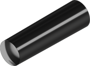 DIN1 Штифт 3х50 конический незакаленный бп (100 шт/уп)