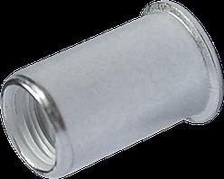 RSal-Гайка М5/0,5-2,0 клеп Al зм.пот D6