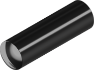 DIN7 Штифт 2х10 цилиндрический незакаленный бп (200 шт/уп)