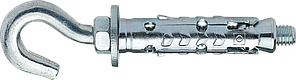 A_LE-G Анкер 10х55/М6 C-гак цб