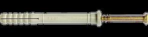 UCX Дюбель 5х25/1 нейлон швид. монтаж