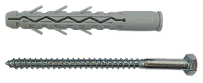 APO-H Анкер 16х160/50 нейлон гвинт6гр