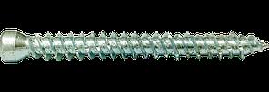TURBO Гвинт 7,5х72/35 цб D8,5 цил/гл TX30