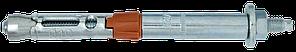 HDA-N Анкер 10х100/М6/35 гайка 8.8 цб (50шт/упаковка)