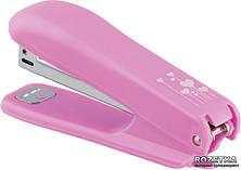 Степлер №246 12 листів Buromax BM 4232-10 рожевий