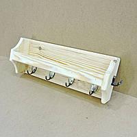 Ключница деревянная Конви без отделки