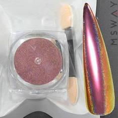 Втирка 20051 пигмент Color Призма розово сирень с купольным голограф. переливом 0.3г