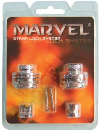PAXPHIL MVS501 (NI) Стреплоки Marvel для ремня, фото 2