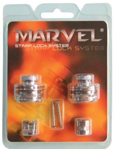 PAXPHIL MVS501 (CR) Стреплоки Marvel для ремня