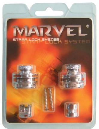 PAXPHIL MVS501 (CR) Стреплоки Marvel для ремня, фото 2