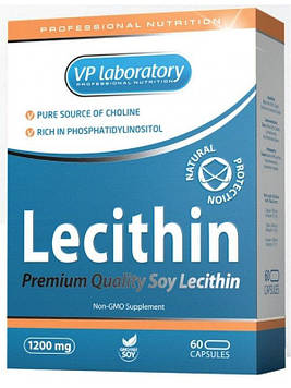 Lecithin (60 caps) VP Lab