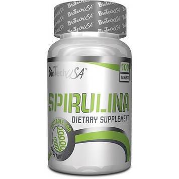 Spirulina (100 tabs) BioTech