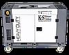 Дизельний генератор Konner&Sohnen KS 14200HDES ATSR