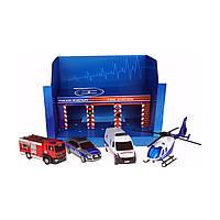 Набір рятувальної техніки Гараж SOS Dickie 3715009