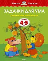 Махаон УмКн 4-5 лет. Задачки для ума (Р), фото 1