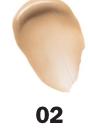 Матирующий тональный крем Bless Цвет 2