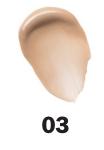 Матирующий тональный крем Bless Цвет 3