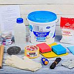 Что нужно для реставрации ванны (список инструментов)