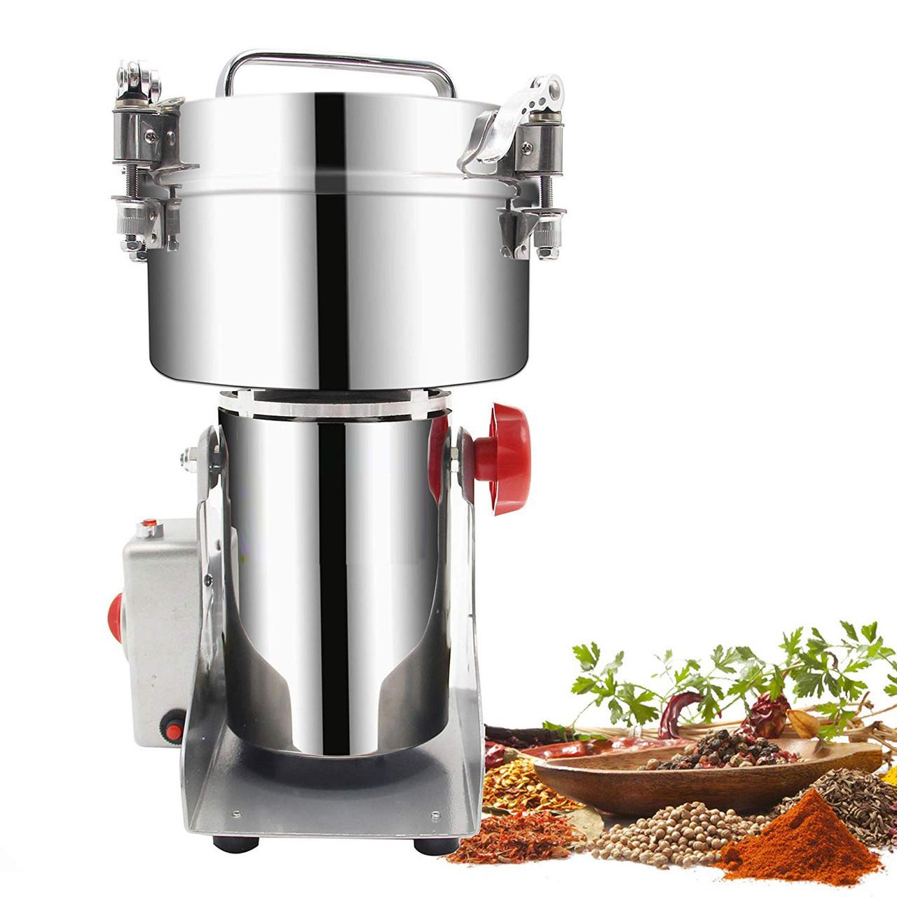Мельница для кофе Vilitek VLM-16 800 г 2200 мл кофемолка промышленная