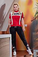 Спортивный костюм женский больших размеров 48-54