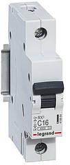 RX³ Автоматичний Вимикач 4,5кА 6А 1п C