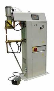 Станок точечной сварки Tecna 4667, пневмопривод, 35 кВт, вылет 500 мм