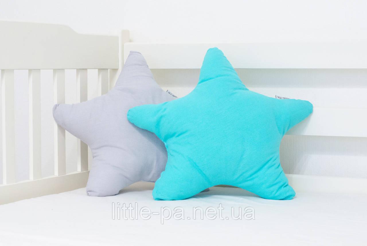 """Комплект подушек для детской комнаты """"Звёзды"""""""