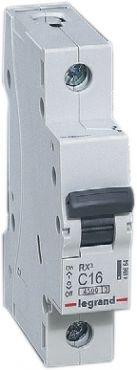 RX³ Автоматичний Вимикач 4,5кА 32А 1п C